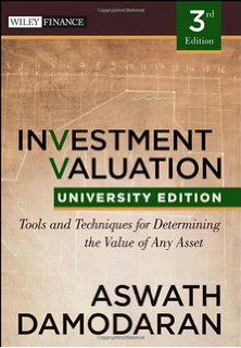 Investment Valuation 3rd Edition (974 Pages) www.christopherleesusanto.com